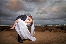 Beach Wedding Photography / Beach Wedding Photo Samples