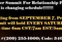 Prayer Summit For Relationships