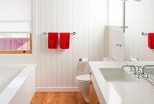 COLOURS: Red&White&Wood/Stone/Beiges