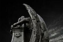 totenstill Angels / Angel, Engel, Angelo, Wings,