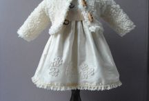 Dolls - Accessories / Anything from houses, clothes, hats, shoes, beds, etc. for the dolls that I am making (or will be making).
