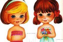 Dolls - Paper
