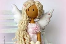 Dolls - Angels / This is for all angels dolls:  any type including Tildas.