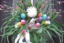 Wreaths - Easter / Cute Easter Wreaths