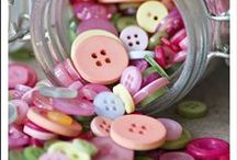 Sewing - Buttons