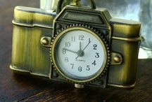 Time clocks and watches / Clocks, watches, clock towers, etc. etc.