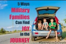 Military Wives on Military Lives / Operation In Touch is your one-stop blog for advice, helpful hints and humor from military wife bloggers who know what you and your family need!