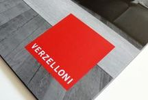 Paper stories: our catalogues / Catalogues and publications that tell the story of Verzelloni