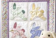 Sewing - Baby Quilts / Quilts and Blankets for the Little Ones