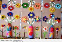 Arts and crafts / Ideas for arts and crafts in primary school