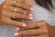 Fingers, toes, noses and JEWELS <3