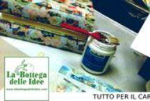 Cartonaggio / Nostre realizzazioni e i materiali che puoi trovare nel nostro catalogo. Un mondo di carta per il tuo hobby.