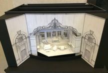 Stage Design & Incredible Sets / Set designs from around the world !