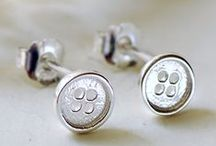 Jewellery / A stunning range of sterling silver jewellery, perfect for weddings, birthdays, Christenings or 'just because'...