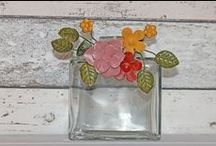 Vintage Flowers / Ornaments, gifts and accessories with a vintage-inspired flower theme...
