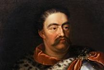 "John III Sobieski / John III Sobieski (Rex Invictissimus - Invincible King) was elected monarch of the Polish-Lithuanian Commonwealth from 1674 to 1696, called the ""Lion of Lechistan"" by the Ottomans after his victories over them and the ""Savior of Christendom"" by the Pope. History of the Sobieski family during the golden age of the Commonwealth comprising late baroque style in today's Poland and Ukraine"