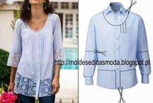 Sewing - Clothing / Refashioning of clothing