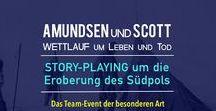 Workshops / Workshops und Storyplaying für Verkauf, Führung und Teambuilding