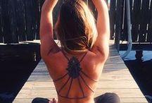 Yoga&runnig