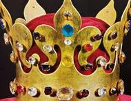 Crown jewels of Poland / Starting from 1320 the Crown jewels of the Polish kings were kept in the treasury of the Wawel Cathedral.  During the reign of the Jagiellons the jewels were moved from the cathedral to the Wawel Castle and placed in the specially prepared Crown Treasury.