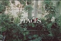 Places / by Sciences Occultes