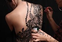Badass Tattoos & Piercings / by Sarah Sumi