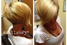 Hair & Nails Styles  / Beauty Nails Hair styles  / by Jeanette De Coma-Gaines