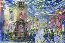 New Artists to the Gallery / We would like to welcome Lorna Holdcroft and Ben Payne to the gallery.