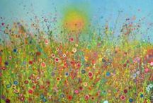 Yvonne Coomber Solo Show / We're excited to host the first solo show in Sussex of acclaimed artist Yvonne Coomber! From 8th-16th March come and see a brand new collection of her signature florals, and work in a brand new style!