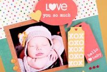w&w Share the Love / Projects created with winnie & walter products and our featured Share the Love company of the month.