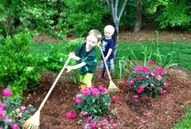 Service projects to do with kids / Service ideas to do with kids