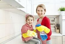 Safety at Home / Creating safe and happy homes!