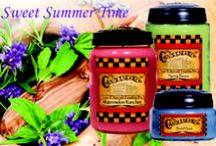 Spring is in the Air / Candleberry's newest Fragrances for Spring 2015