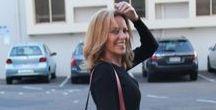 LANCEL CELEBRITIES / Kylie Minogue, Dita Von Teese, Lady Gaga, January Jones, Roxane Mesquida... Celebrities love Lancel bags!