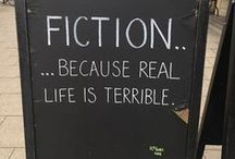 BOOKS / Books, quotes, and writing!