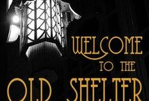 The Old Shelter / Dieselpunk stories and music, Roaring Twenties social history, historical novels, 1920s everything. Come visit my blog http://theoldshelter.com/
