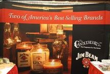 Gatlinburg Gift Show 2014 / Candleberry's Booth in Gatlinburg Tennessee and pictures around town.