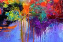 || art || / Art, Retro-Style, Painting, Illustration, Drawing, Ink