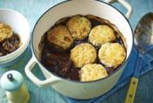 Stews, Casseroles and Pies