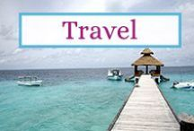 Travel / Get some awesome inspiration where to travel next to with your digital nomad business
