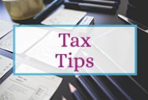 Tax for Bloggers / Everything you need to know about the taxes for your blogging business. Don't miss this useful tips...