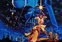 Star Wars (Universe) / The Star Wars story, from Revenge of the Sith (III) to The Force Awakens (VII) and beyond...