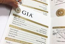 Сертификаты GIA
