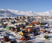Greenland / Physical and human geography of Greenland