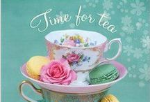 Afternoon tea / by Anya Briggs