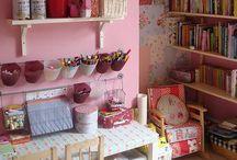 Chambre enfant / Range ta chambre !