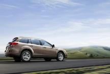 Subaru model range