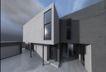 ARCHITEKTURA NORWESKA / Wizualizacje wykonane przy współpracy z norweskim biurem