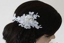 bijoux de mariage nuage de perles / Les bijoux pour la mariée nuage de perles