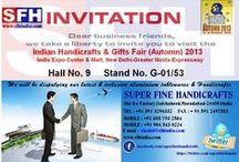 Super Fine Handicrafts-Trade Fair / Trade Fair by Super Fine Handicrafts